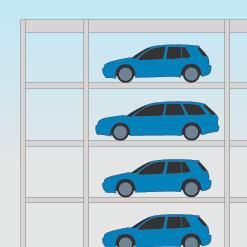 Car Tower