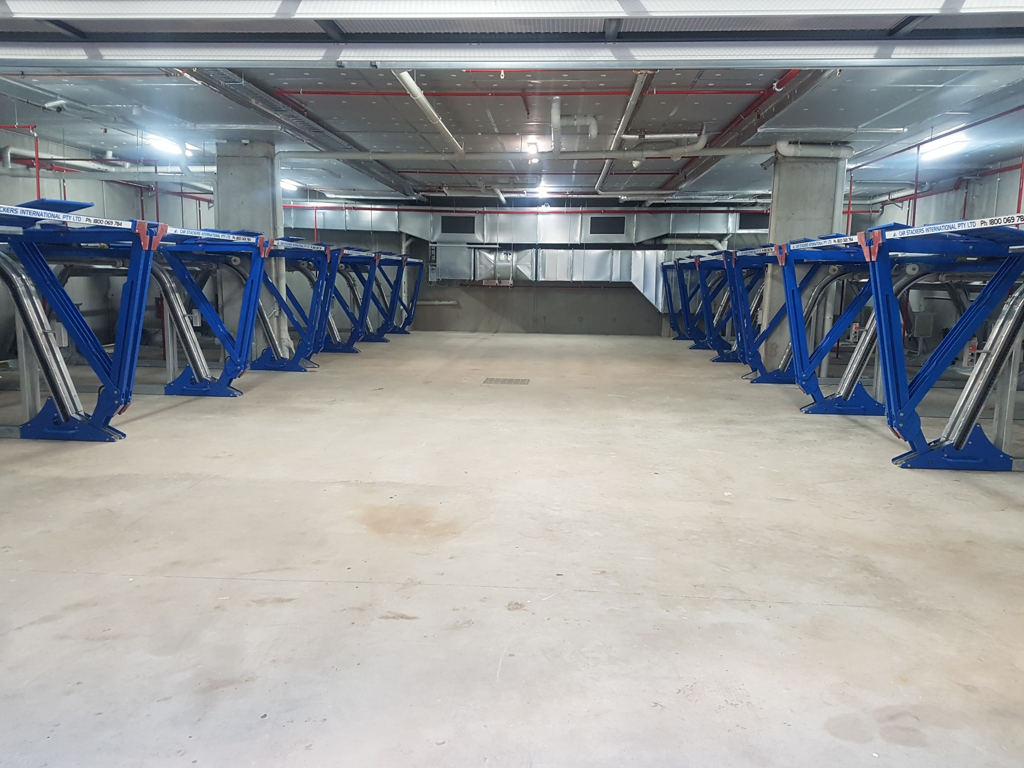Evolution Double Parking System Rye VIC