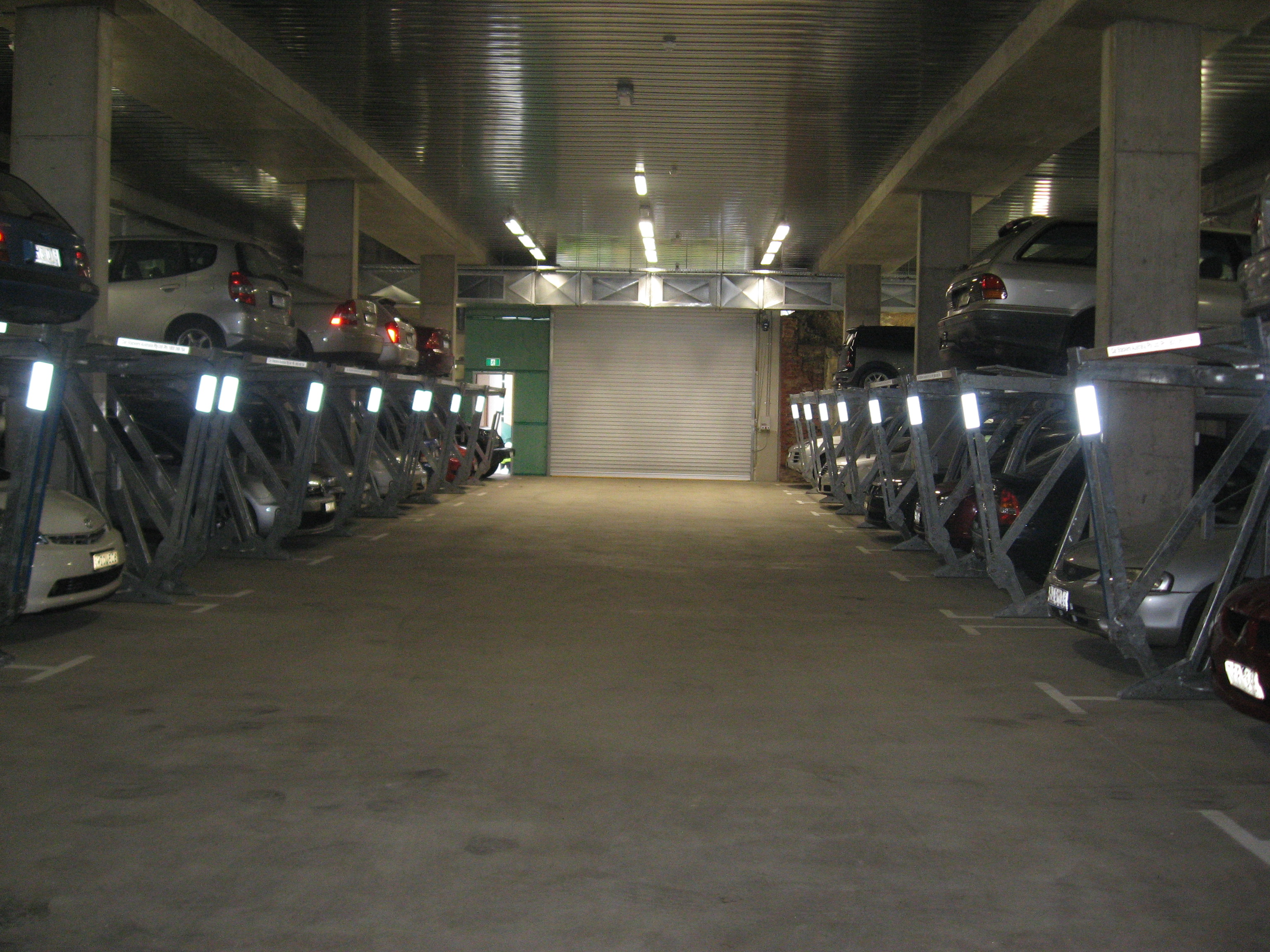 Evolution Double Parking System South Yarra VIC