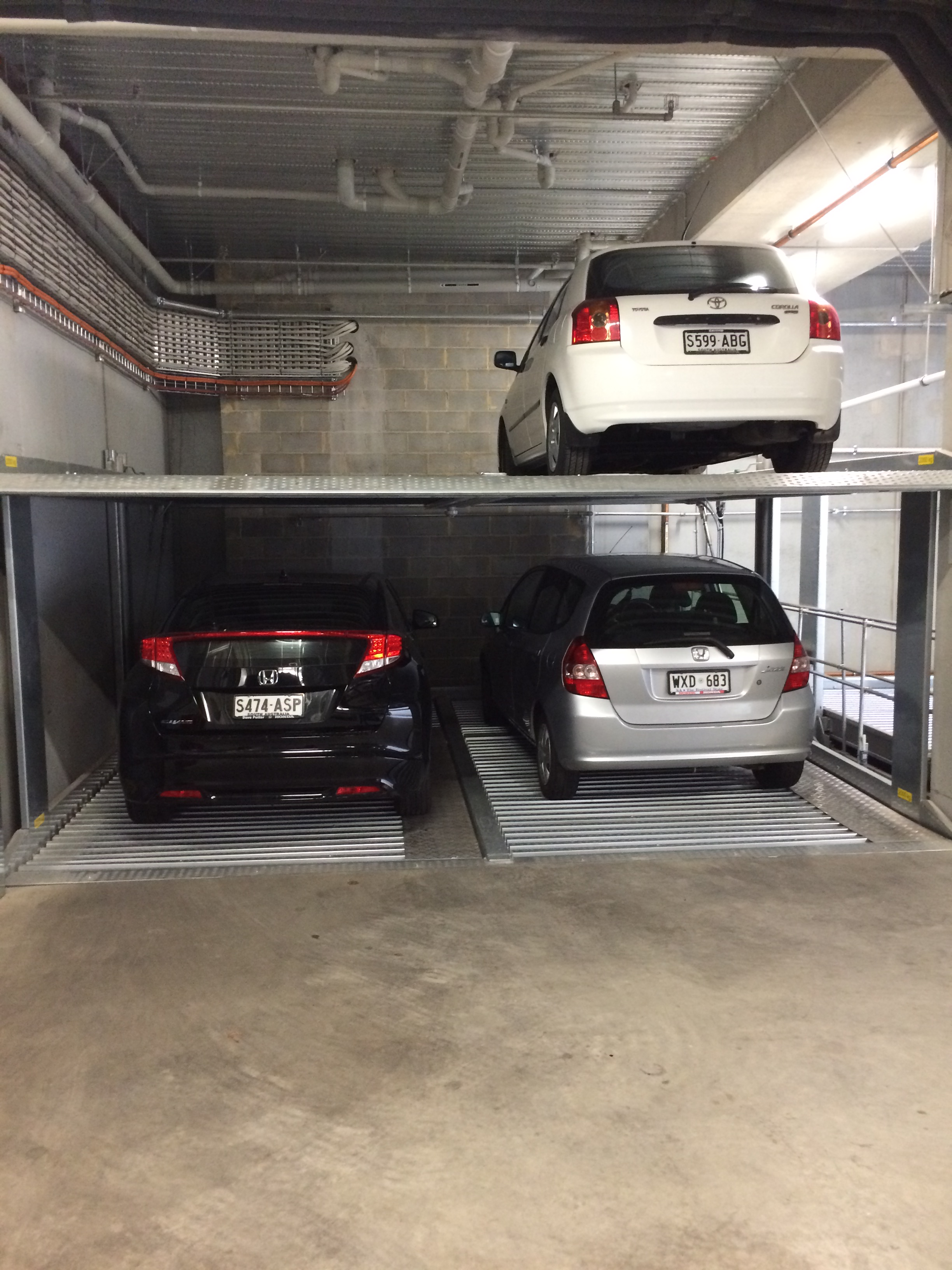 Liftparker N4602 Adelaide, SA