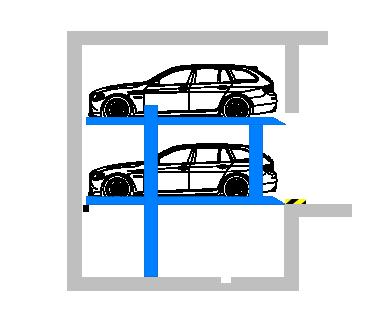 Lift Parker 4602
